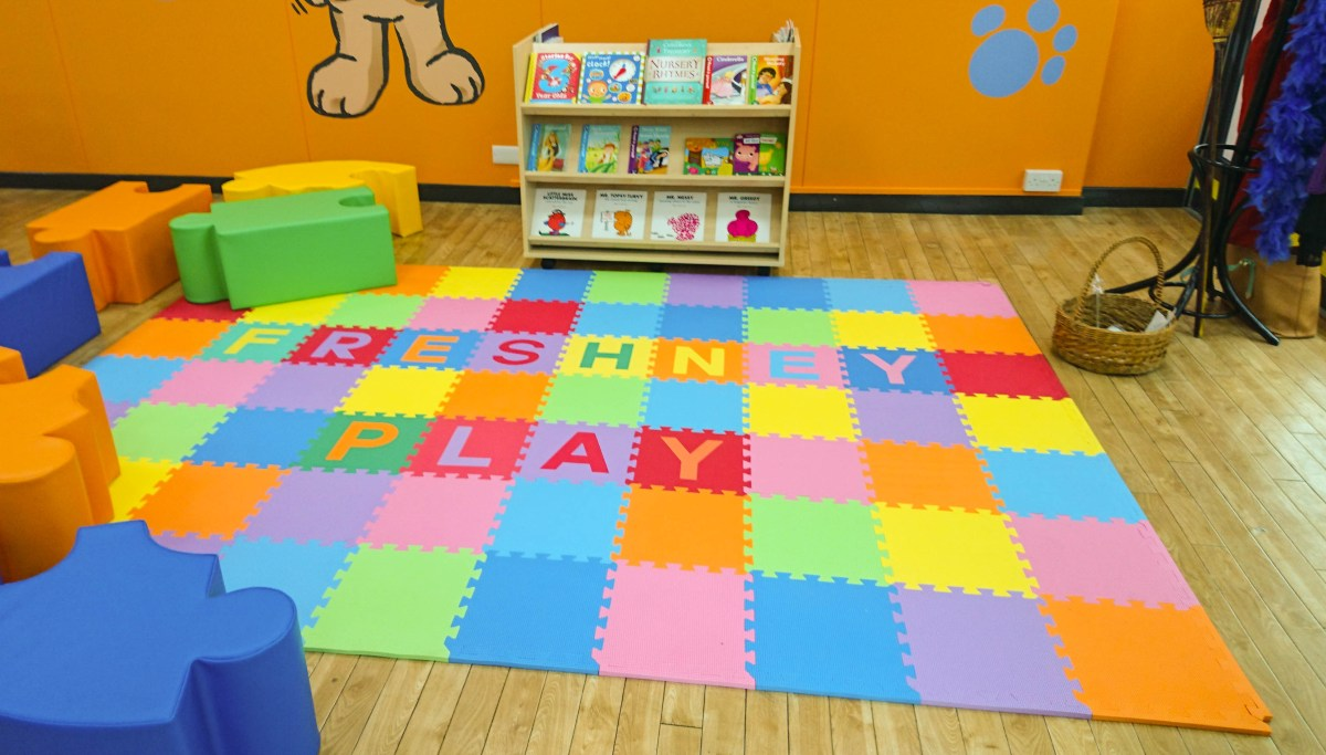 Freshney Play Grimsby - A Fabulous FREE Place to Entertain the Kids