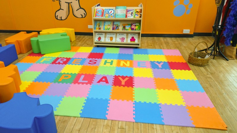 Freshney Play Grimsby – A Fabulous FREE Place to Entertain the Kids
