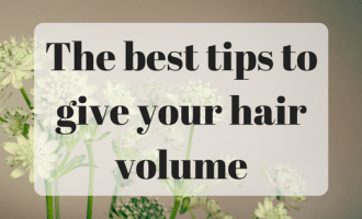 The Best Tips to Give Your Hair Volume