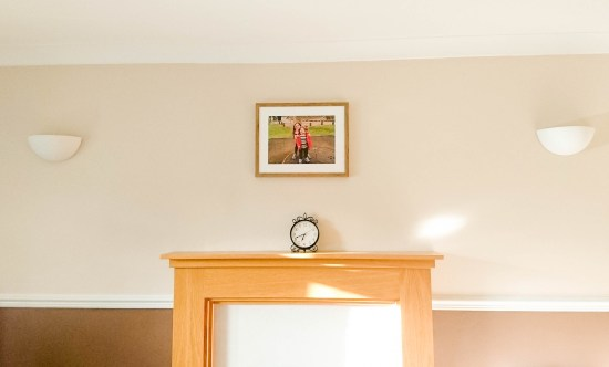 Hello Canvas Framed Print Review
