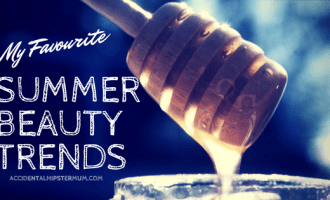 Favourite Summer Beauty Trends 2017