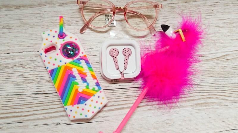 Back to school accessories for tweens