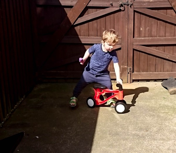 Toddlebike2 Review