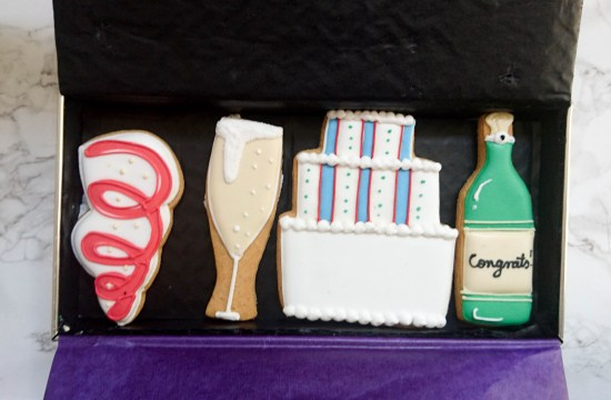 Biscuiteers Congratulations Collection Review