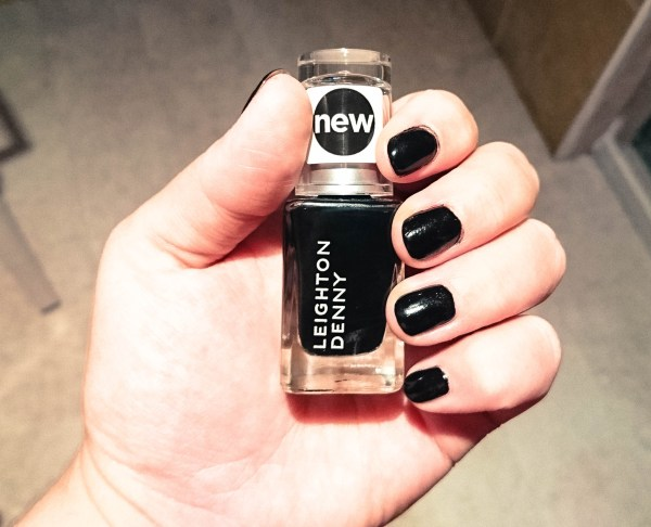 Halloween Nails with Leighton Denny