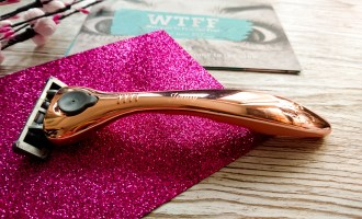 FFS! Friction Free Shaving Rose Gold Review