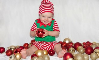 Disaster-Proof Your Baby's First Christmas
