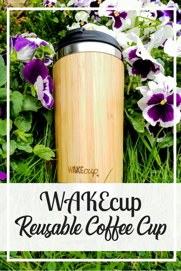 Searching for a sustainable coffee cup? Before you do anything else, read this review of the WAKEcup bamboo coffee cup. You'll be glad you did! Reusable coffee cups help to save the planet.