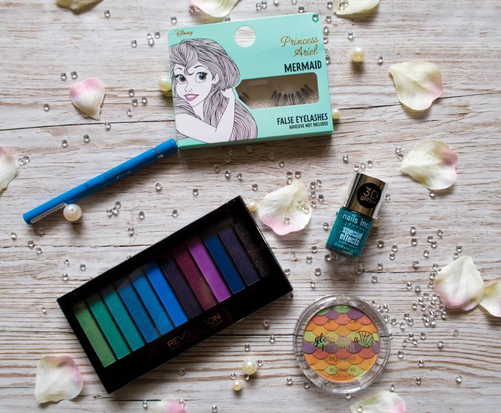 WIN This Mermaid Makeup Bundle!