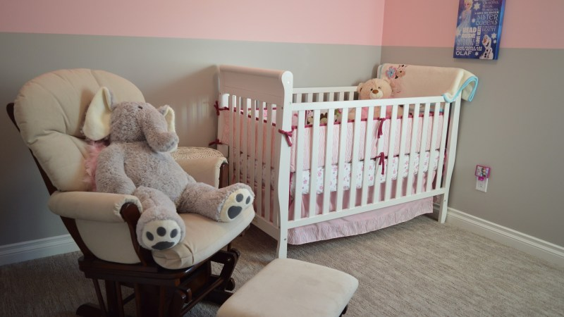 Decorating the Nursery from the Ground Up