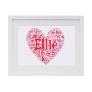 WIN A Gorgeous Word art Print with Alice and Arthur!