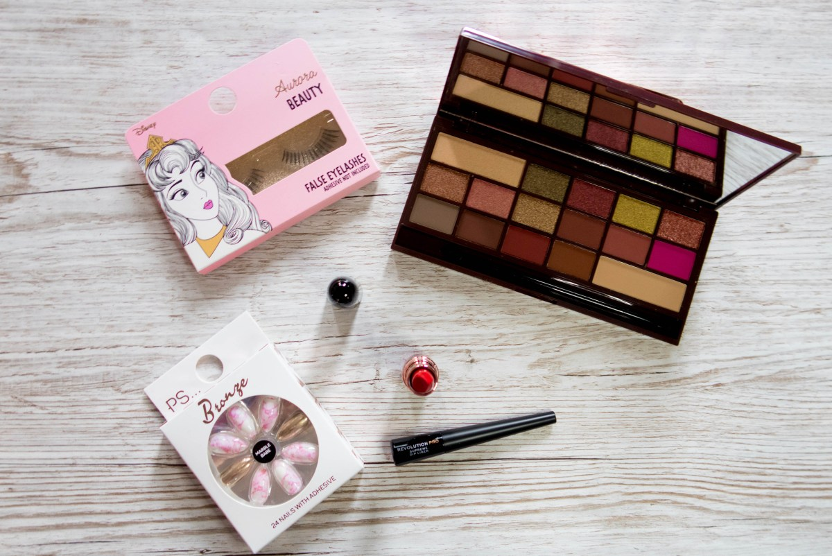 WIN! This Autumnal Makeup Bundle Worth £20!