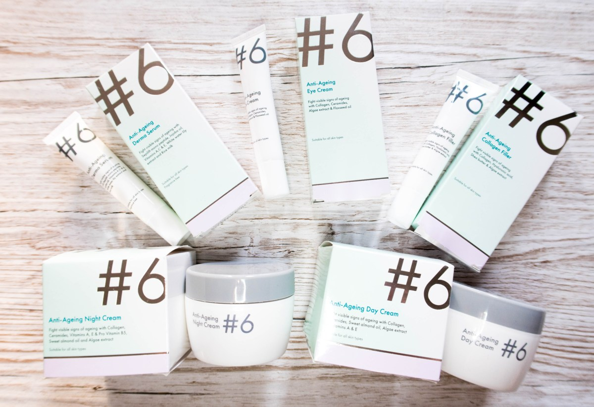 Poundland #6 Skincare Range Review - My Honest Thoughts