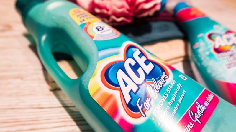 Keeping School Clothes Clean – #ACEforSchool Challenge