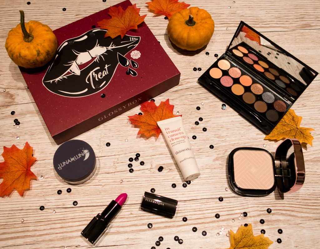 Glossybox overview