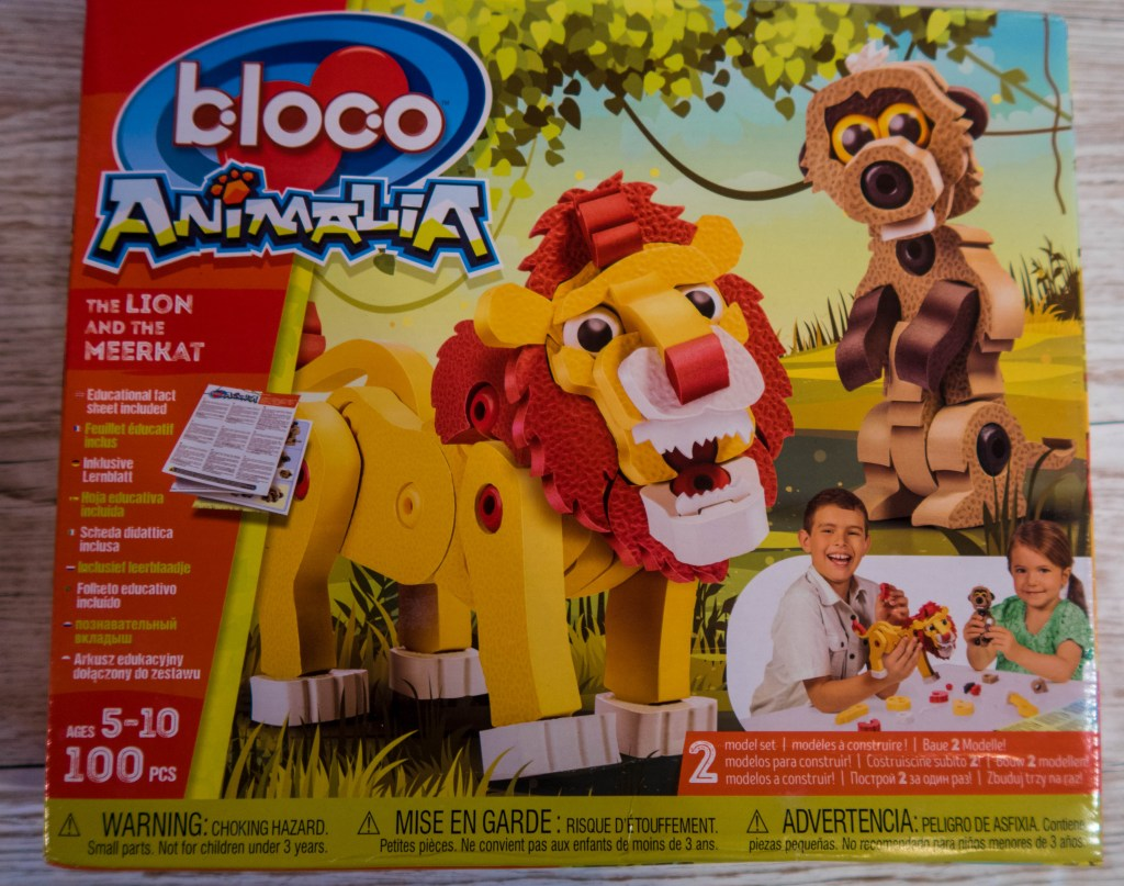 Bloco Animalia Gift Ideas for 3-6 Year Olds: Gift Guide for Preschoolers Upwards
