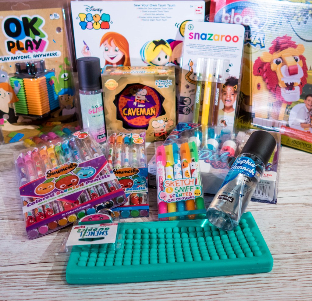 WIN! A Big Bundle of Kids' Stuff in Time for Christmas!