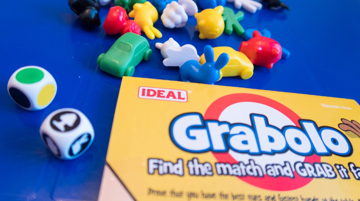Grabolo Game Review: An Easy Game That's Heaps of Fun