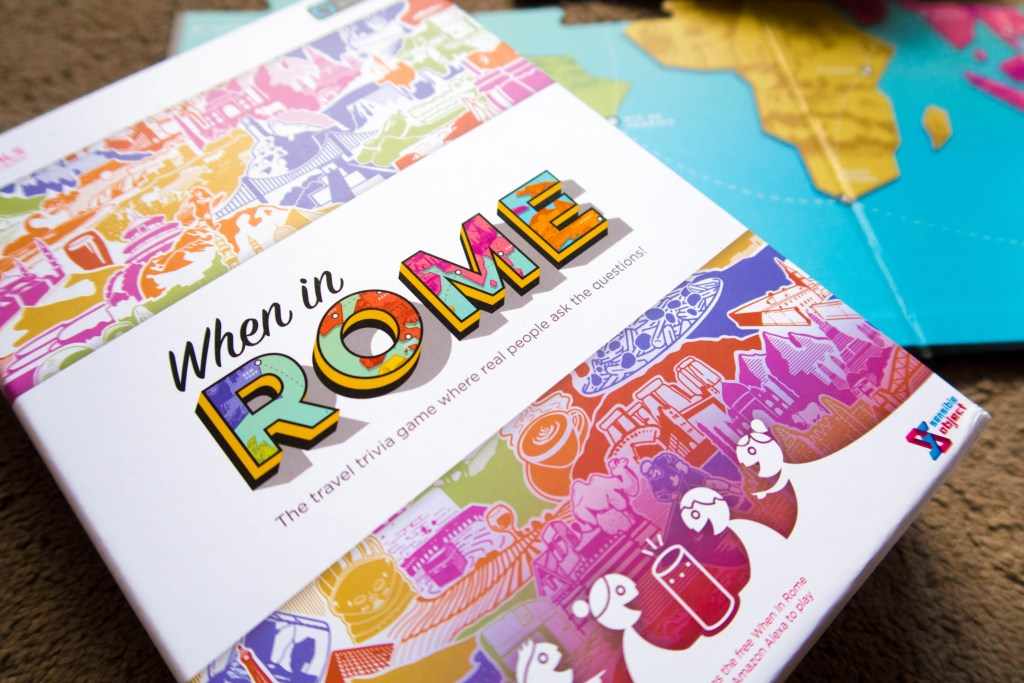 When in Rome Game Review