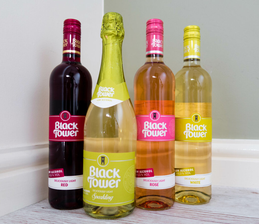 Slimming World-Friendly Wine available in red, white, rose and fizz