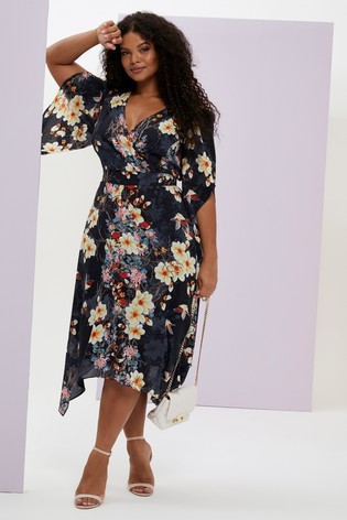 plus size occasion dresses for weddings