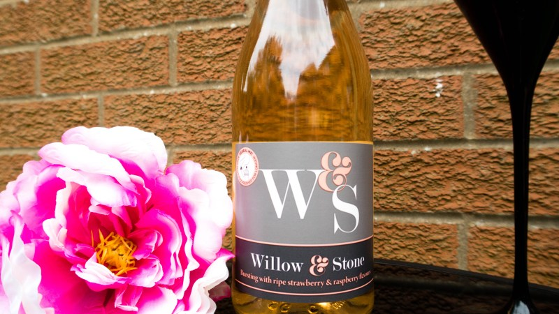 Willow & stone sparkling Rose