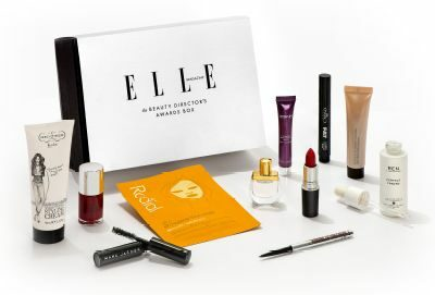 UK beauty subscription boxes Elle Beauty