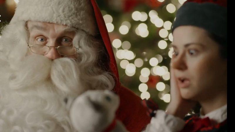 PNP Santa and elf