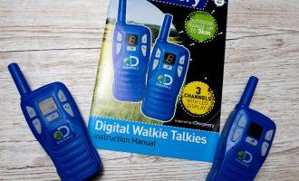 Discovery walkie talkies/ children's walkie talkies in the box