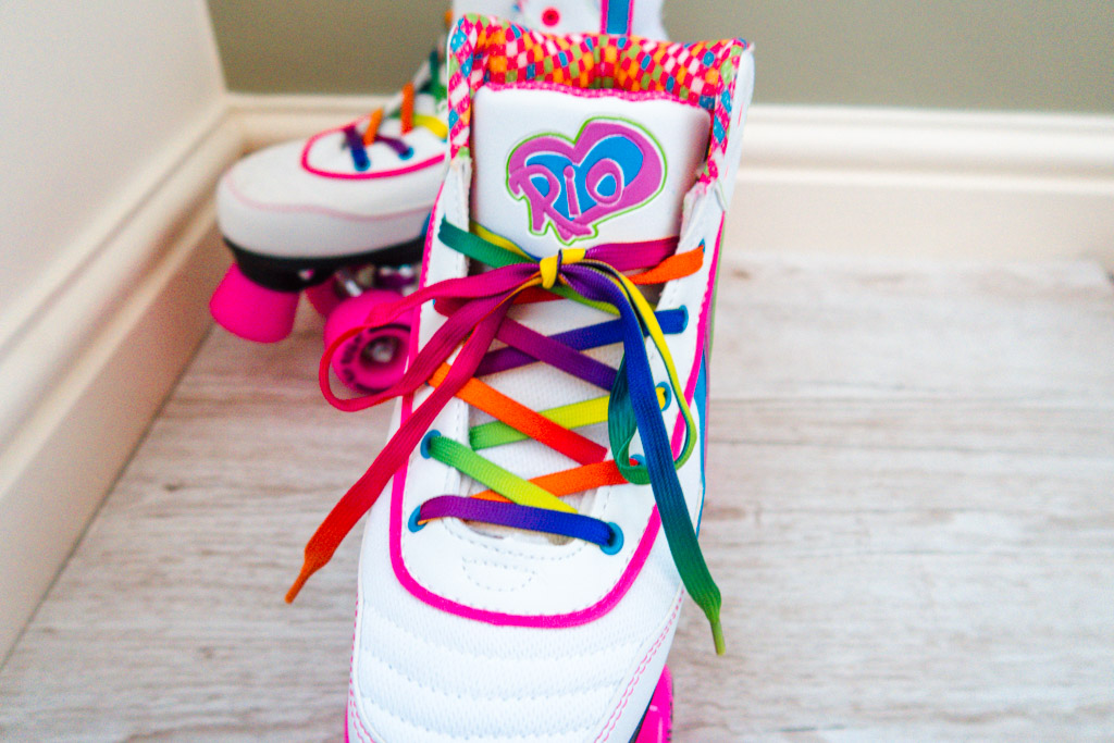 lace up kids roller skates