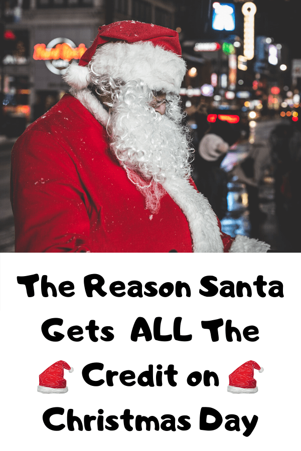 I don't believe in telling my kids that we've bought the expensive presents. I can see the positives but ultimately, Santa brings all our Christmas presents and get full credit for it.  #Christmas #Santa #Christmasmorning