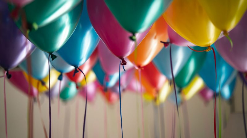 The Less-Than-Glamorous Side Of A Child's Party