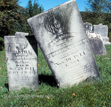 Revolutionary War CemeteryBecket, Massachusettes© jan albers | all rights reserved