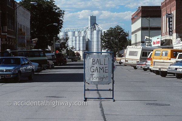 Ball Game TonightCrawford, Nebraska© jan albers | all rights reserved