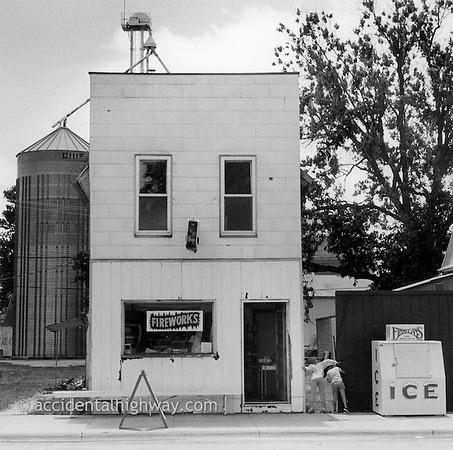 Fire(works) and IceJackson, Nebraska© karen e. titus | all rights reserved