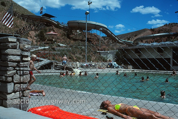 In Hot WaterThermopolis, Wyoming© jan albers | all rights reserved