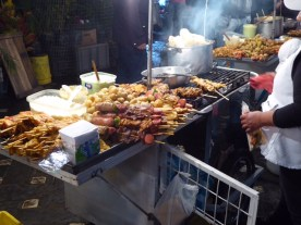 Delicious street food