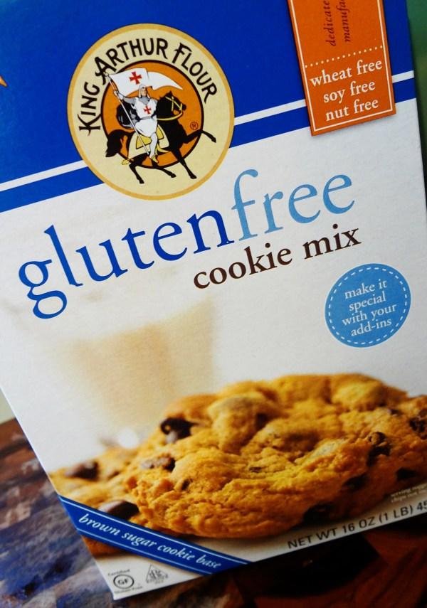 King Arthur Flour Gluten Free Cookie Mix Review The