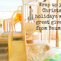 Christmas Competition! Win a winter camp class package at Baumhaus!