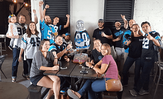 Nfl-carolina-panthers-neuse-river-brewing-co-fans