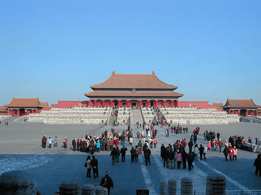 Image-of-New-China-Travel-Destination-Beijing-Forbidden-City-Allen-Timothy-Chang