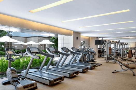 Singapore-hotel-fitness-room