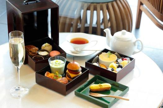 Japan-tokyo-Palace-Hotel -Lounge-Afternoon-Tea