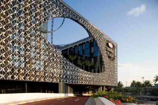 Singapore-hotel-crowne-plaza-changi-airport