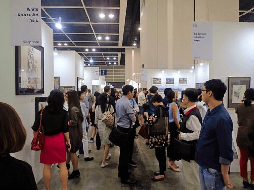 Image-of-preview-night-@hong-kong-affordable-art-fair-2016