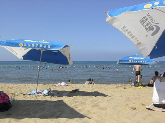 Taiwan-fulong-beach-1
