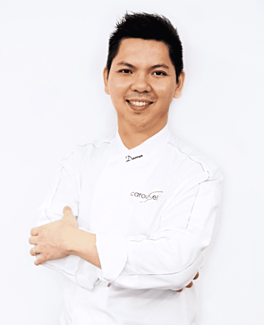 People-Darren Ong Executive Chef Royal Plaza on Scotts