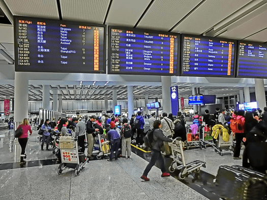 Aviation-hong-kong-airport-baggage-claim