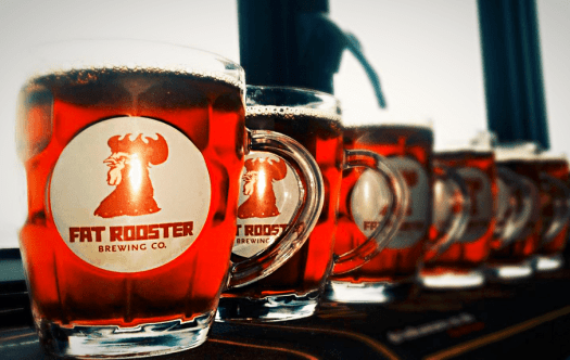 Fat rooster brewing company