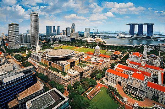 Singapore-civic-district-william-cho
